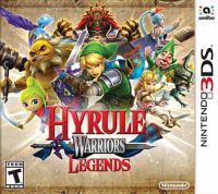 Hryule Warriors Legends Cover