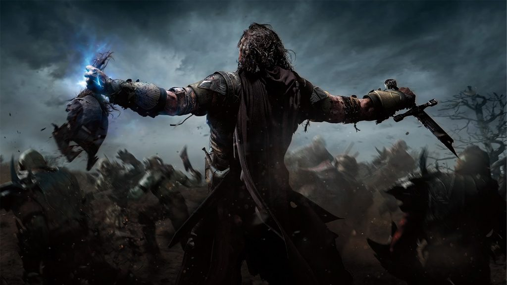 Photo from Shadow of Mordor Video Game