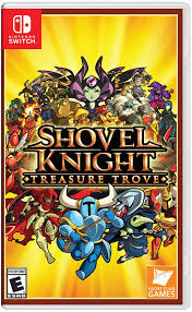 Shovel Knight Switch Cover