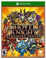 Shovel Knight Xbox Cover