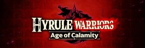 Hyrule Warriors Age of Calamity Title Screen