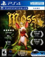 Moss Video Game Cover
