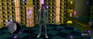 Kazuma at the disco