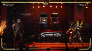 Mortal Kombat Arcade Fight