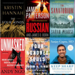 top six fiction and nonfiction for 2/12/2021