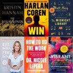Top Six Fiction and Nonfiction Titles for Publishers Weekly 04/05/2021