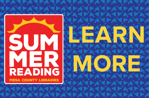 Graphic that links to the Summer Reading Event page